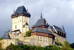 Замок Карлштейн и Конопиште
