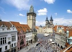 Большая обзорная экскурсия по Праге