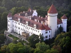 Замок Конопиште и Карлштейн