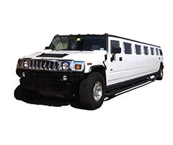 Hummer H200, i takové může být Vaše vozidlo na svatbě - doprava limuzínou