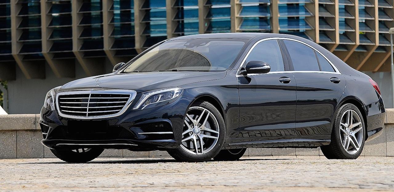 Vehicle fleet prague airport taxi for Mercedes benz fleet